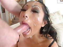 Indian girl cumshot