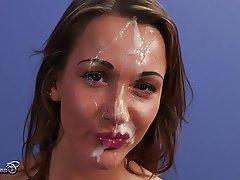 Británie, Výstřiky, Sperma v obličeji, Pohovor