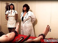 BDSM, Double Penetration, Medical, Mistress