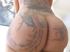 Big Butts, Skinny, Tattoo