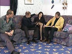 Anal seks, Esmerler, Toplu tecavüz, Almanya