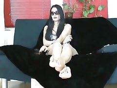 Asian, Femdom, Foot Fetish, Mistress