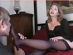 BDSM, Femdom, Foot Fetish, Foot Fetish