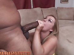 Anal, Big Cock, Blonde, Interracial