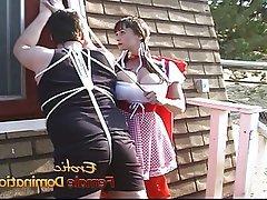 Femme dominatrice, MILF, Maîtresse, BDSM