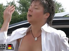 Blowjob, German, Amateur