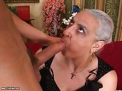 Big Cock, Granny, Hairy, Mature