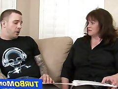Pompini, Duro porno, Età matura, In calze