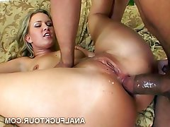 Anal, Big Cock, Threesome, Double Penetration