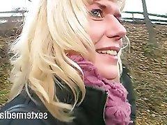 Anal, Blondine, Hardcore, Deutsch