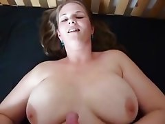 Blowjob, Cumshot, Big Boobs, Handjob