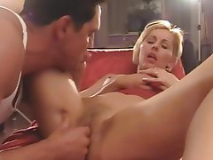 Blowjob, Bisexual, British, Threesome