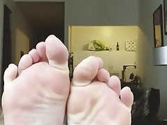 Close Up, Foot Fetish, Footjob