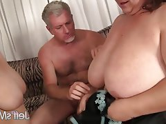 BBW, Grosse Boobs, Gruppensex, Grosse Ärsche