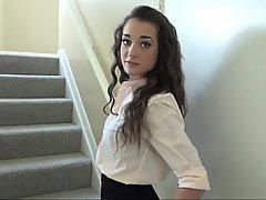 Webcam, POV, Teen