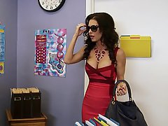 Teacher, Pornstar, MILF