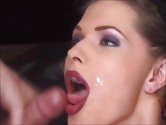 Blonde, Cumshot, Group Sex, Facial