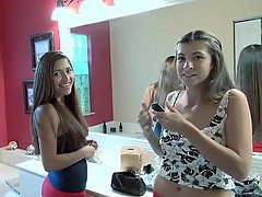 Girlfriend, POV, Webcam, Teen