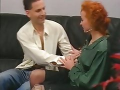 German, Group Sex, Hairy, Redhead