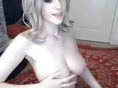 Webcam, Nenas, Piercing