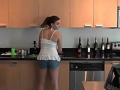 Girlfriend, Fucking, POV, Webcam