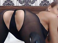 Webcam, Stockings, Pantyhose, Pantyhose