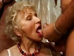 Cumshot, Old and Young, Granny, Orgy