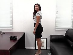Casting, Webcam, POV, Teen