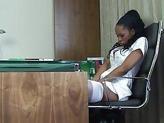 Black Nurse - PornTub.tv - Free Porn Tube Videos
