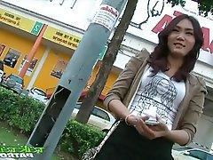 Amateur, Asian, Facial, Thai