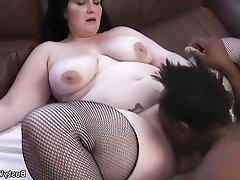BDSM, Face Sitting, Big Butts, Big Nipples