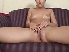 Amateur, Masturbation, Orgasm, Skinny