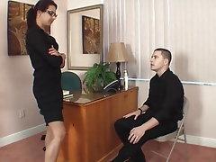 Ass Licking, Secretary