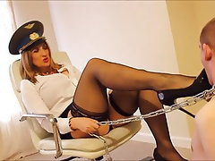 Femdom, British, Bondage, Mistress