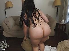 Amateur, Maid, Big Tits, Big Ass