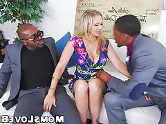 Blowjob, Big Boobs, Interracial, MILF