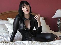 BDSM, Femdom, POV, Lingerie