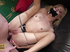 Anal, Blonde, Blowjob, BDSM