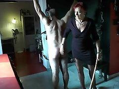BDSM, Femdom, German, Spanking