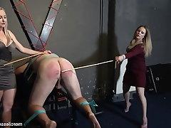 BDSM, Femdom, British, Spanking