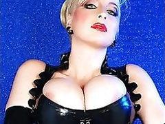 Blonde, Latex, Softcore, Big Tits
