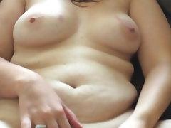 Amateur, Brunette, MILF, Big Tits