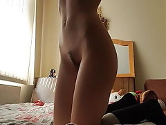 Anal, Brunette, Small Tits, Orgasm