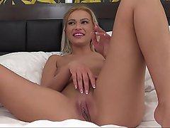 Boobs, Blonde, Teen, Webcam