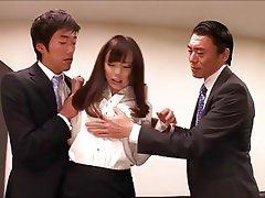Hardcore, Japanese, Threesome