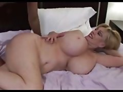 Big Boobs, Granny, Interracial, Mature