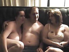 Blowjob, Threesome