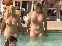Amateur, Blondine, Nahes Hohes, MILF