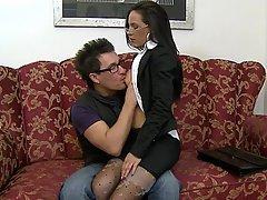 Souložit, Tvrdé sex, Spodní prádlo, Sekretářka