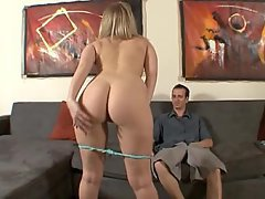 Baby, Blondine, Blowjob, Angespritzt